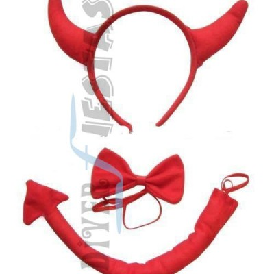 Devil_Horns_Tail_Bow_Tie